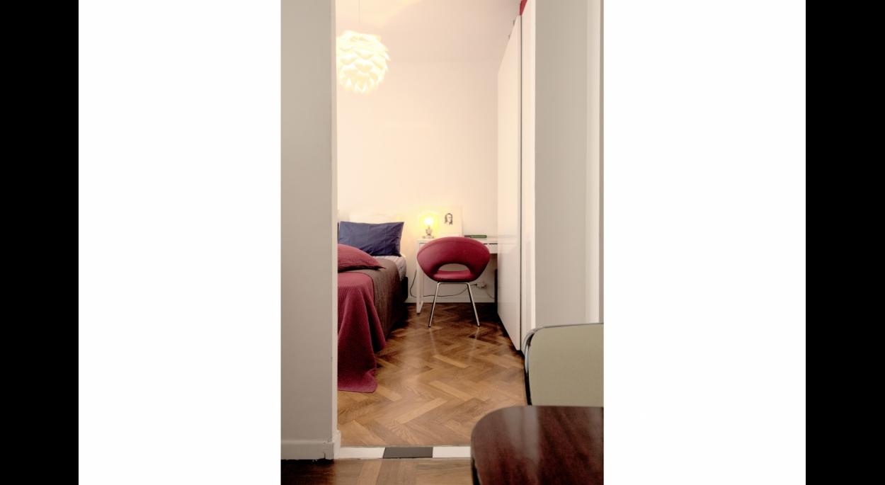 Appartement petite surface - Chambre / bureau / rangements
