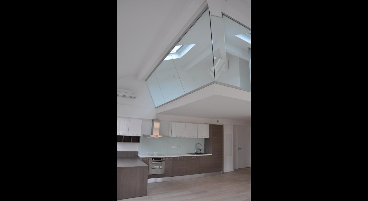 Loft sous les toits