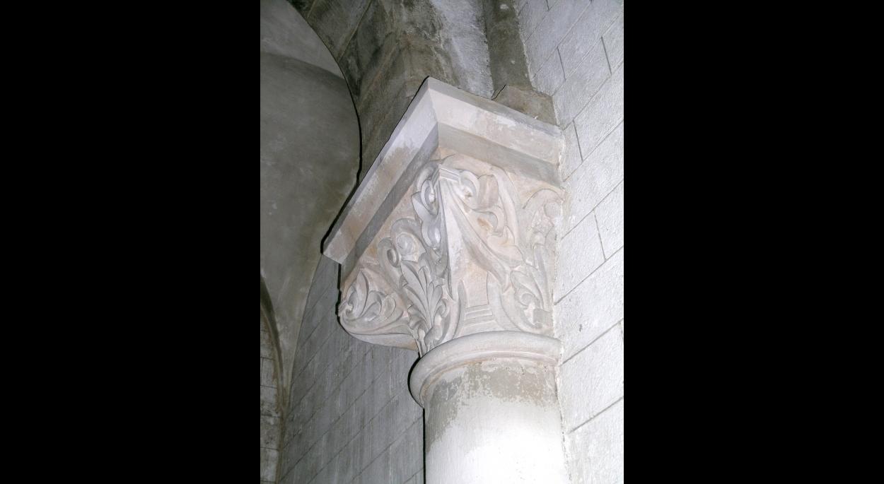 Restauration des éléments en pierre de taille