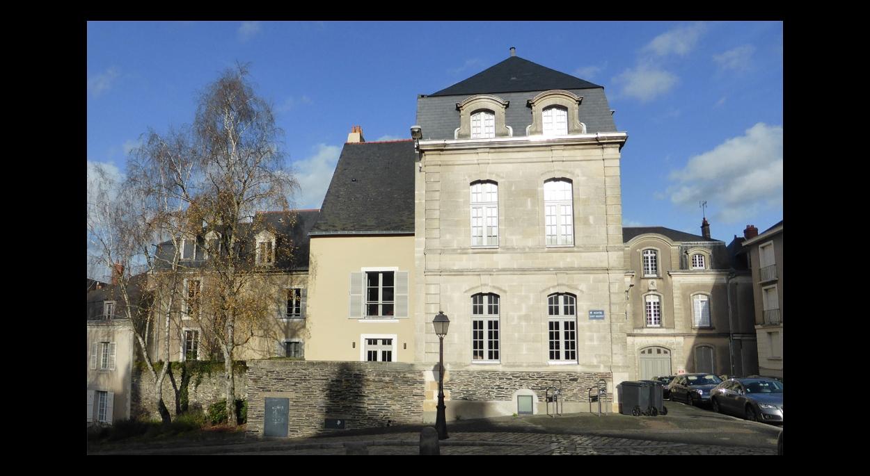 Evêché Angers - RO.ME Architectes