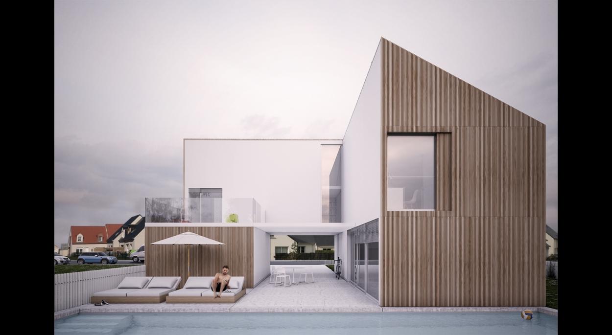 Maison d'architecte à Nancy
