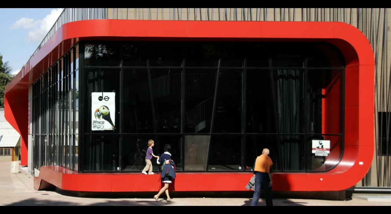 SMAC Le Fil - CONSTRUCTION SALLE DES MUSIQUES ACTUELLES - Photo Niko Rodamel - XXL Atelier