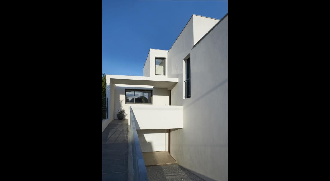 Villas contemporaines à Anglet (64)
