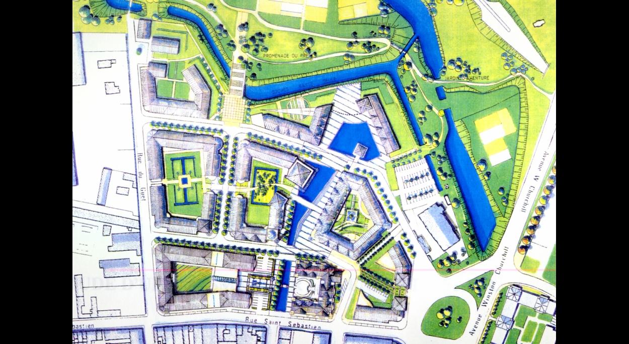 Les Quais du Vieux-Lille