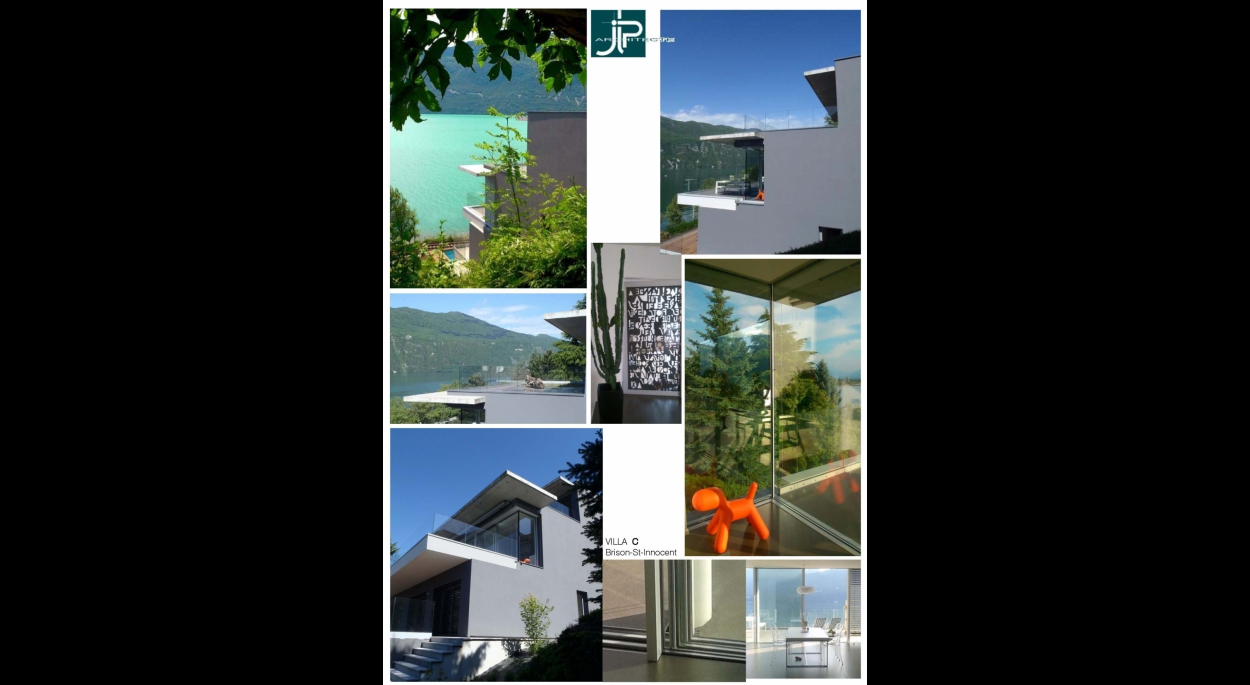 Villa C Brison - JLP architecte