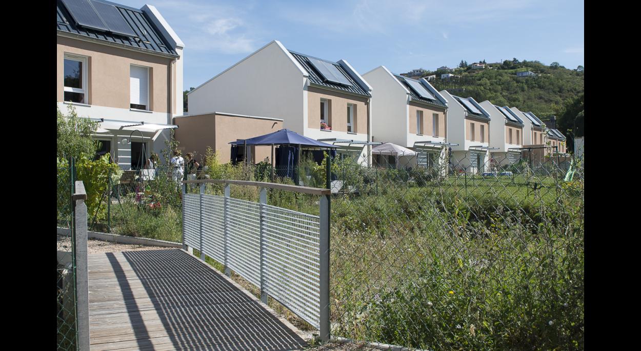 L'Armagnasse - Construction de 33 logements en éco-quartier - Photo Balao - XXL Atelier