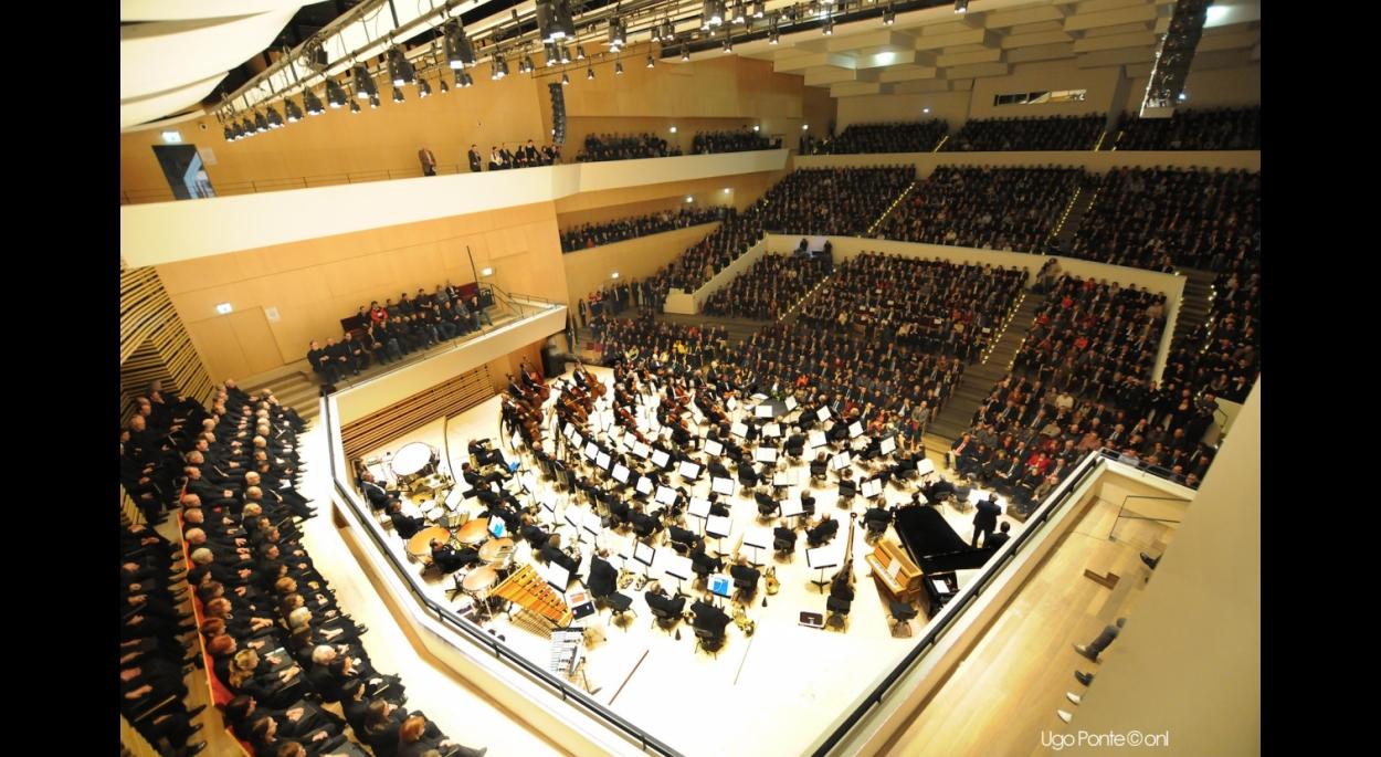 Auditorium du Nouveau-Siècle