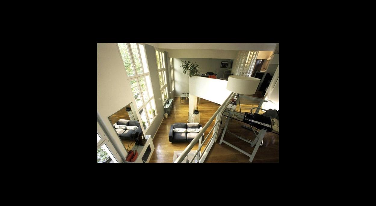 Vue depuis la mezzanine © Photo Dureuil