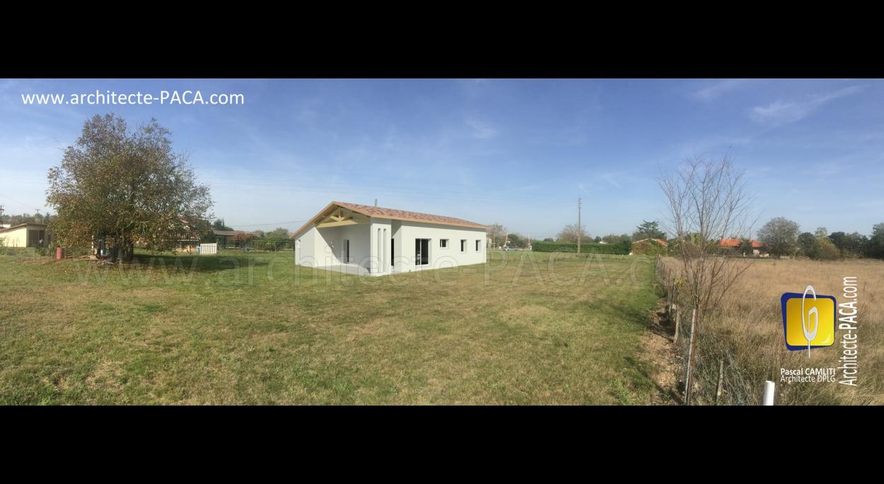Maison individuelle à COUFFOULEUX (81)