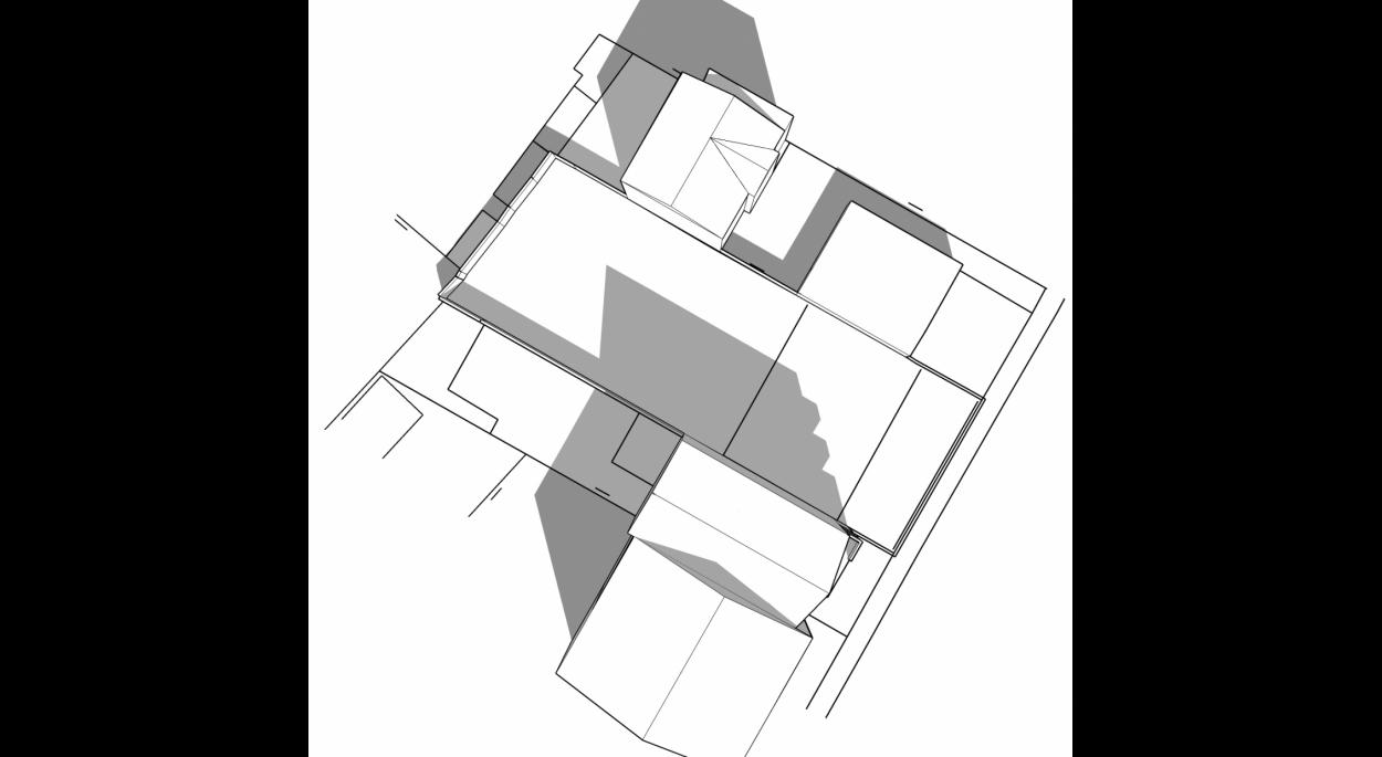 volumétrie plan masse