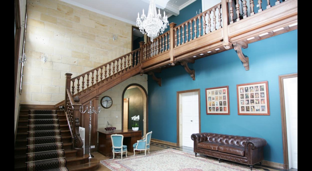 Rénovation Chateaux Mont d'Onel - Hôtel