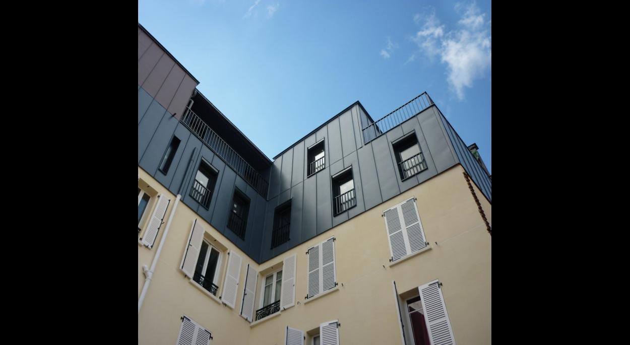 V. Duboëlle architecte dplg pour aadd+