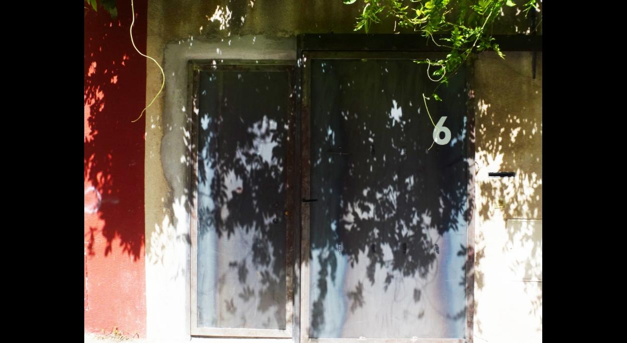 rénovation extérieur portail coulissant