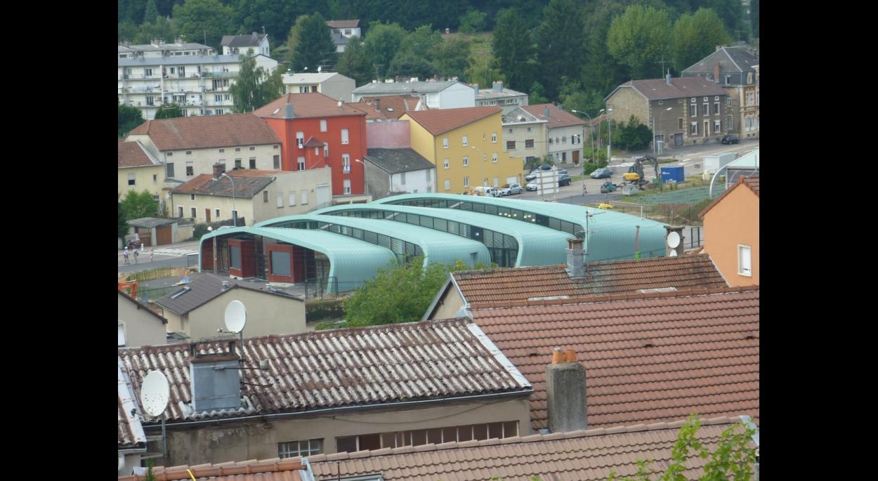 Maison de l'Enfance - Benjamin Fedeli Architecte