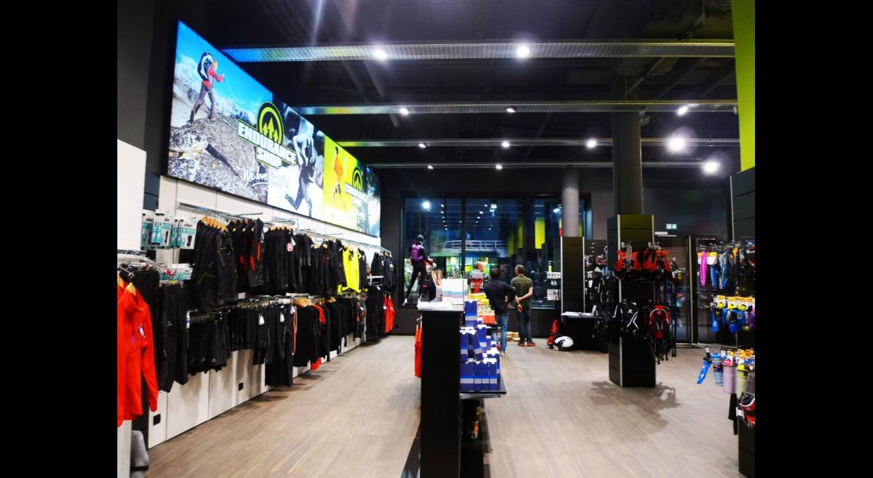 Endurance Shop - Bourg la Reine - 2014