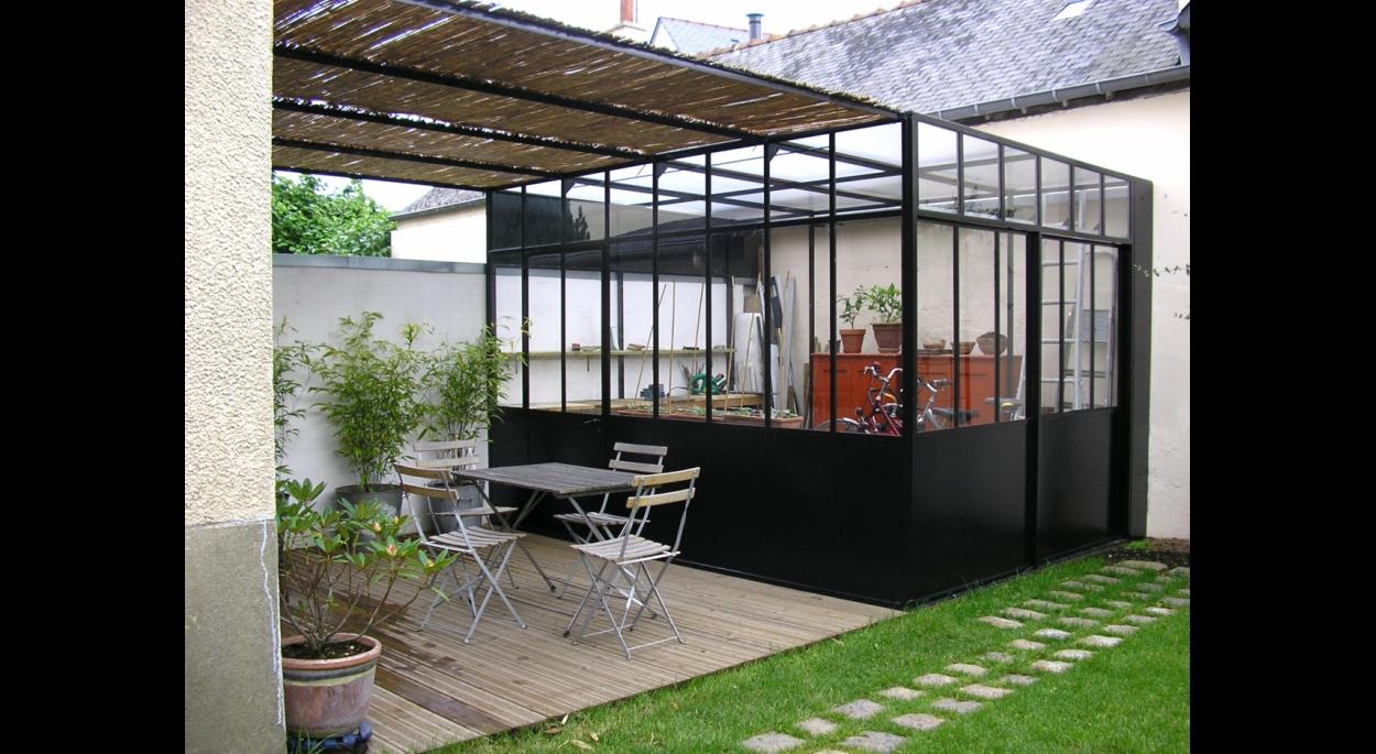 Réhabilitation Maison et Jardin | ATELIER D\'ARCHITECTURE ...