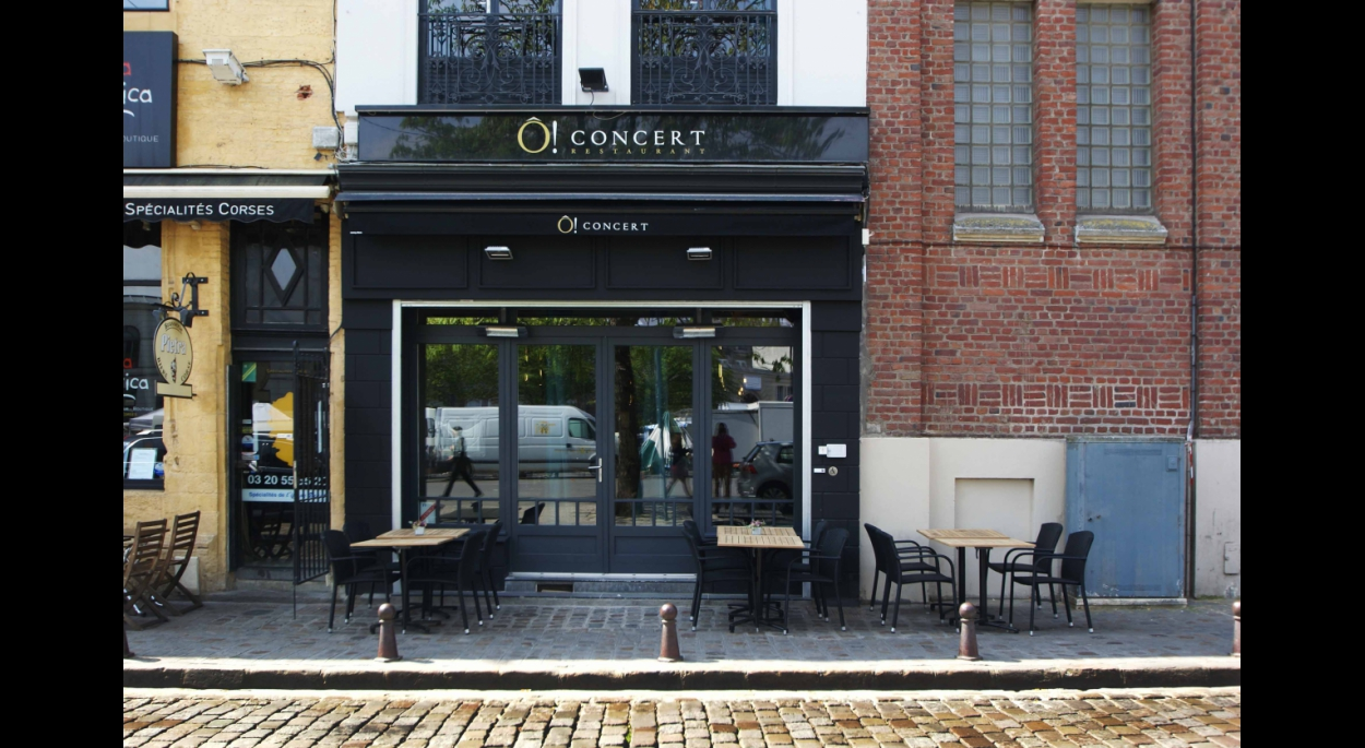 O Concert Lille restaurant o'concert - lille | damien clara architecture - dca | la