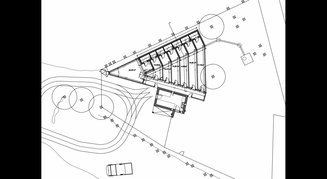 plan projet chenil lot architecte lalbenque 46 82 tarn et garonne