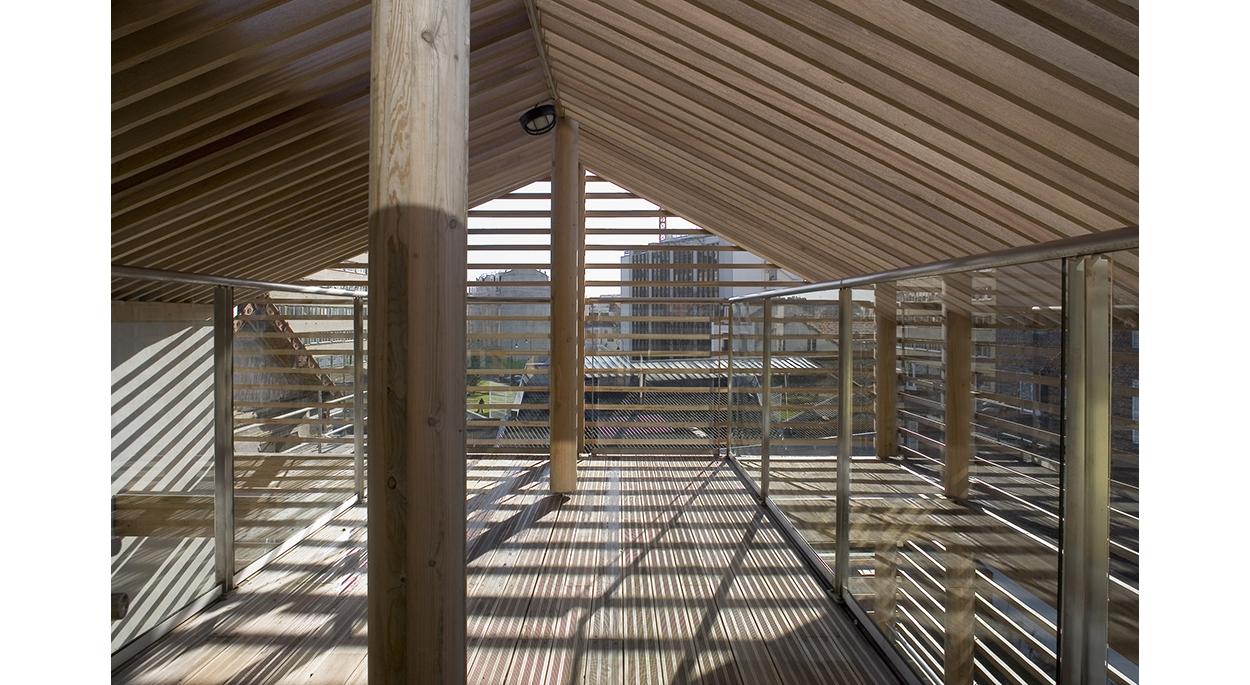 Terrasse haute - *Photos:Hervé Abbadie®