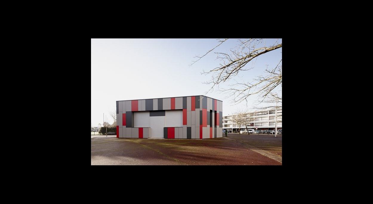 Réhabilitation de la Maison Municipale de Saige, Pessac