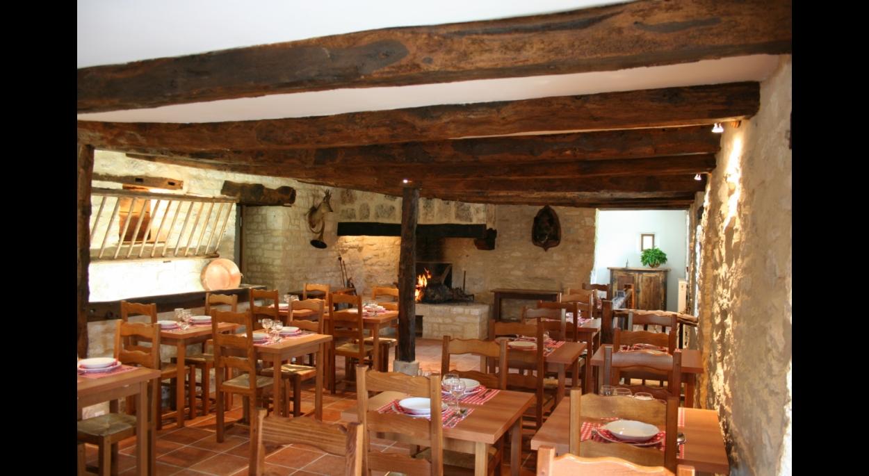 restaurant architecte conception realisation salle de restaurant lot 46 garonne tarn