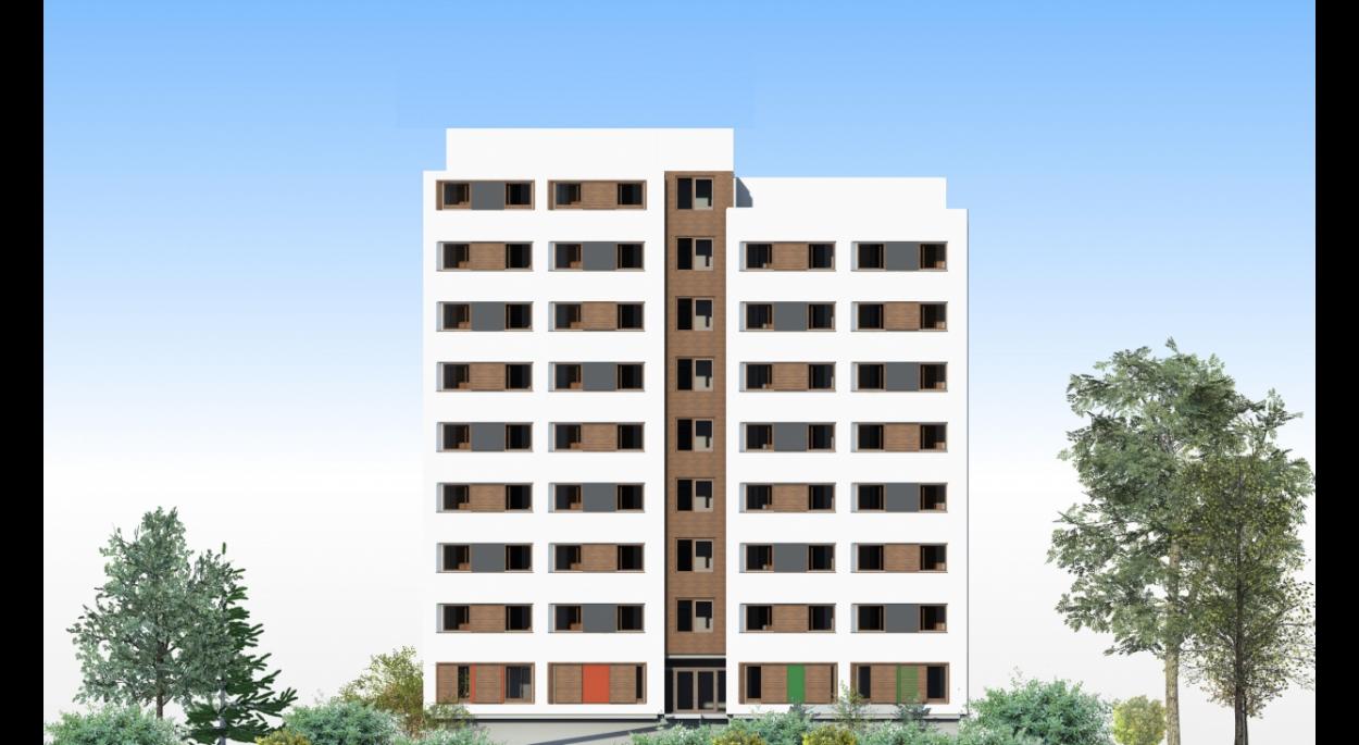 RPA SMITH les nouvelles façades