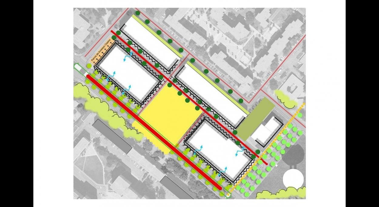 ZAC de Vénissy - Opération d'aménagement - XXL Atelier