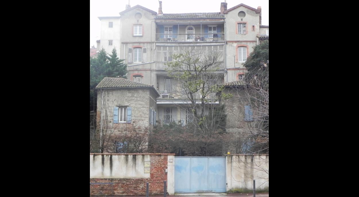 façades avant travaux