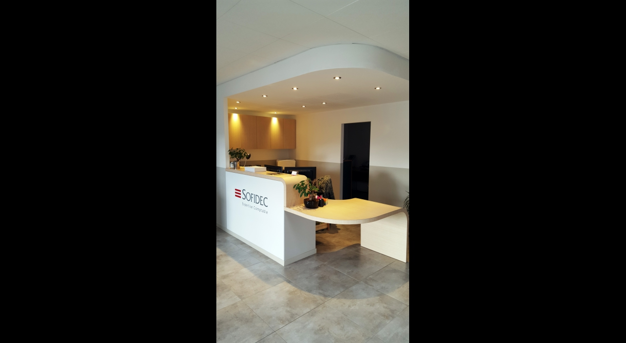 Banque accueil - SOFIDEC