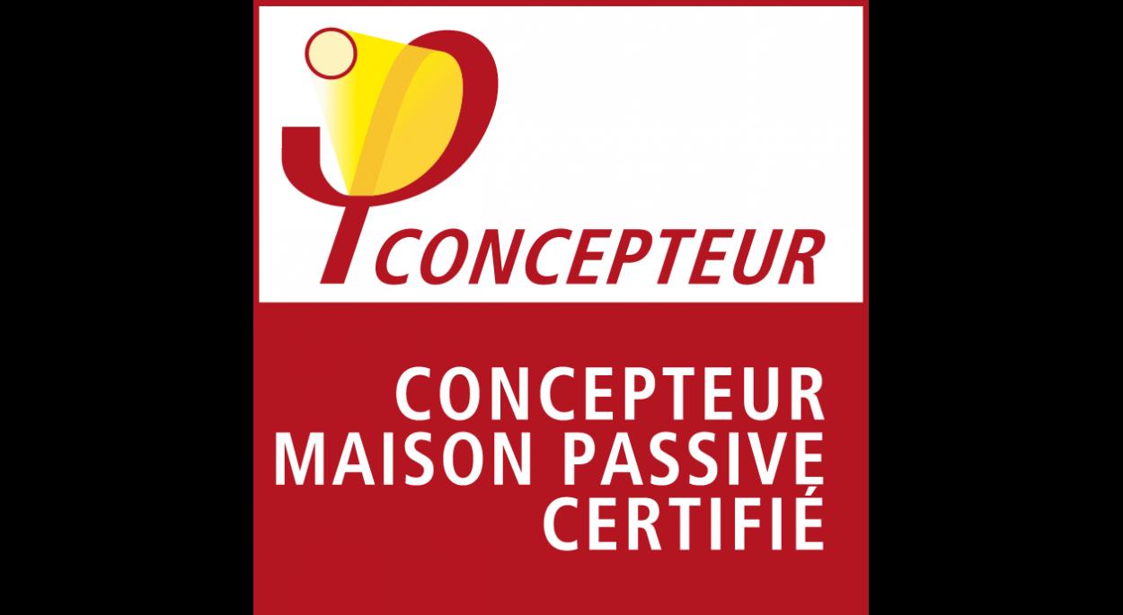 concepteur européen maison passive certifié