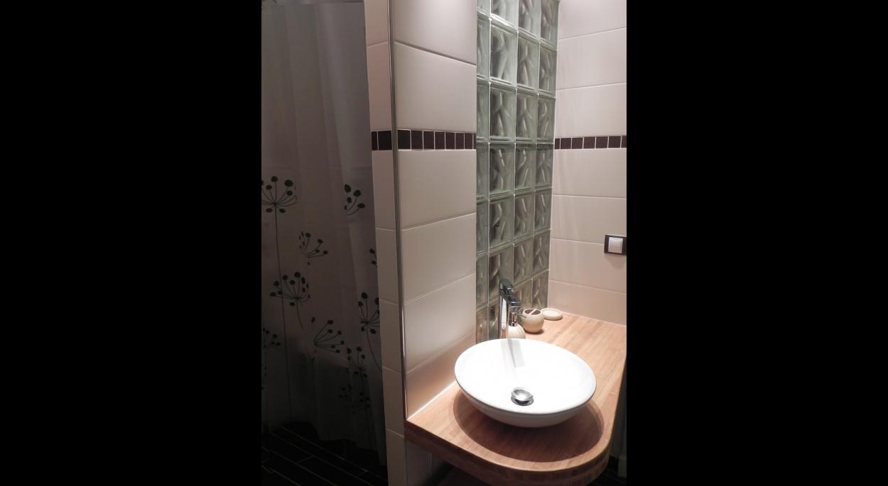 un coin lavabo