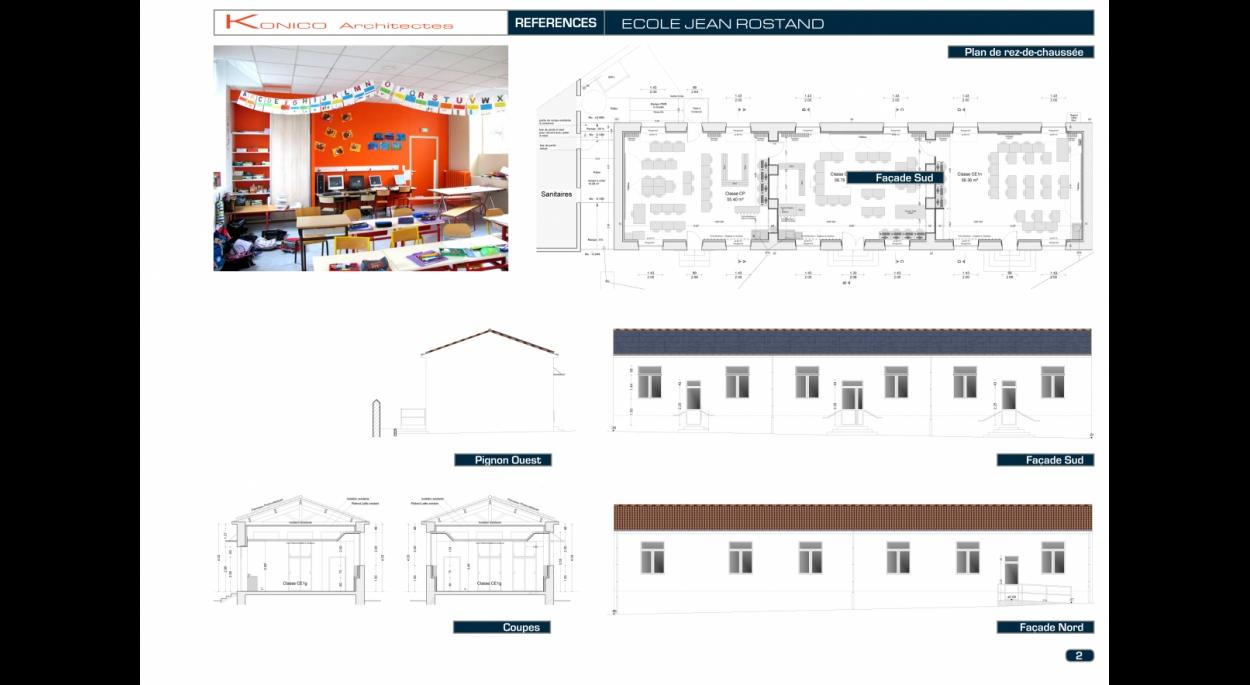 Ecole Jean Rostand - Saint-Philbert-De-Grand-Lieu - page 02