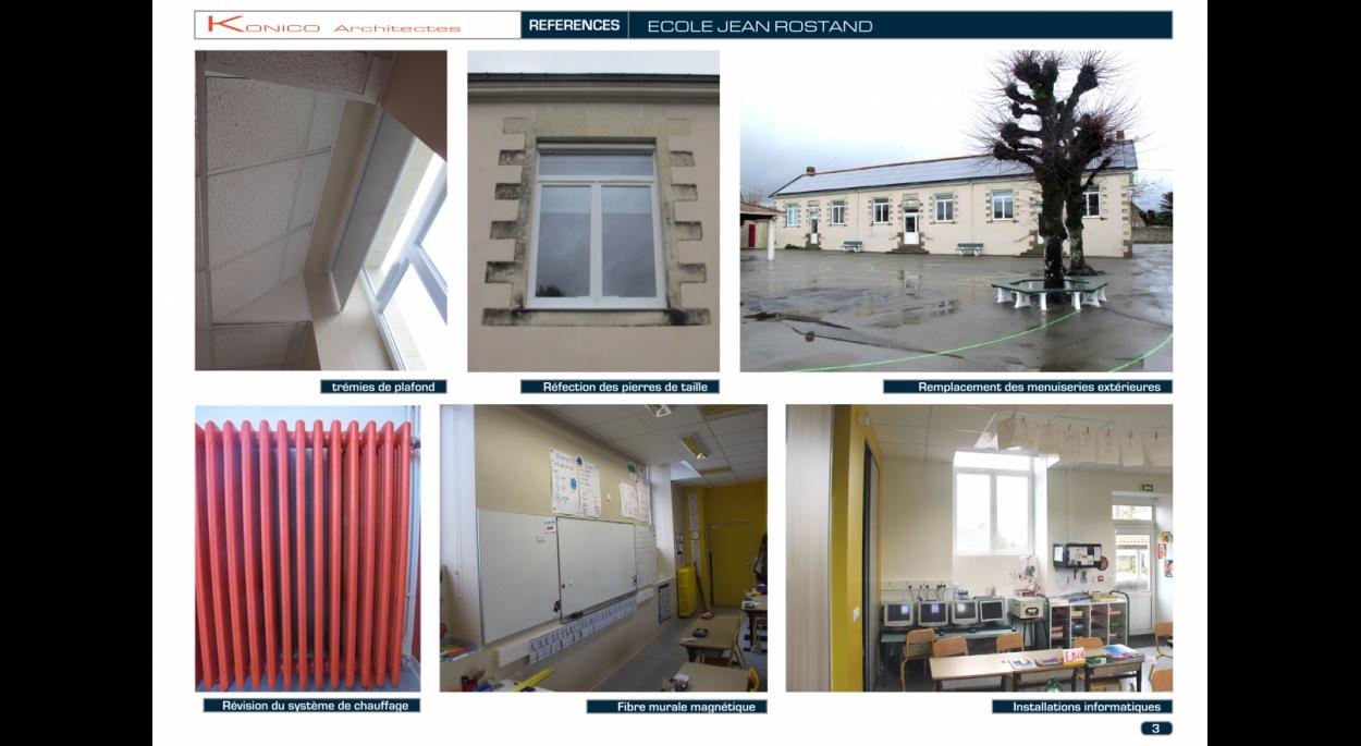 Ecole Jean Rostand - Saint-Philbert-De-Grand-Lieu - page 03