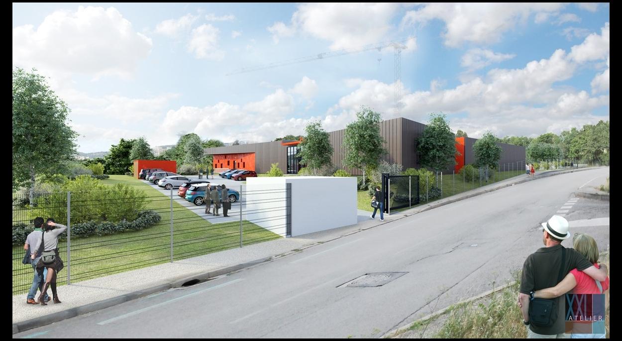 CFA BTP de la Loire - Extension et restucturation - XXL Atelier