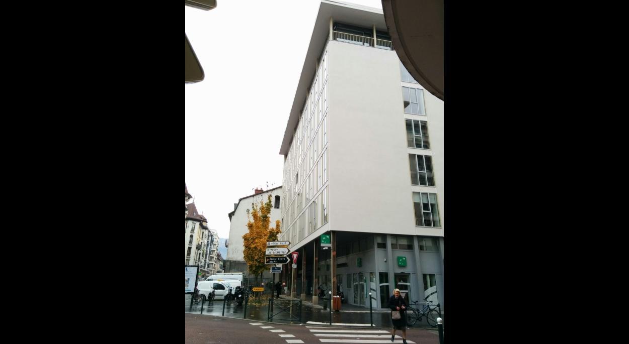 Maison des entreprises à Annecy