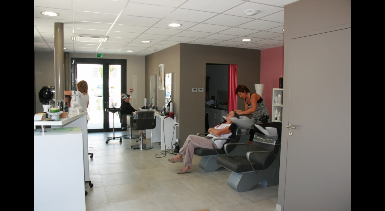 Aménagement intérieur - Local Commercial - Mairie de Saint Vérand
