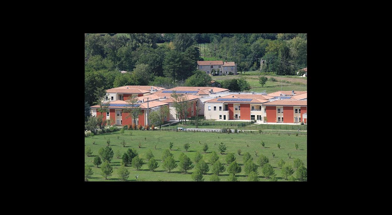 160 chambres privatives de 20 m2