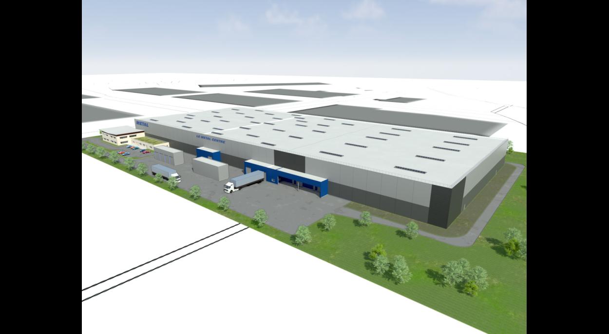 ZAC Chesnes Nord - XXL Atelier