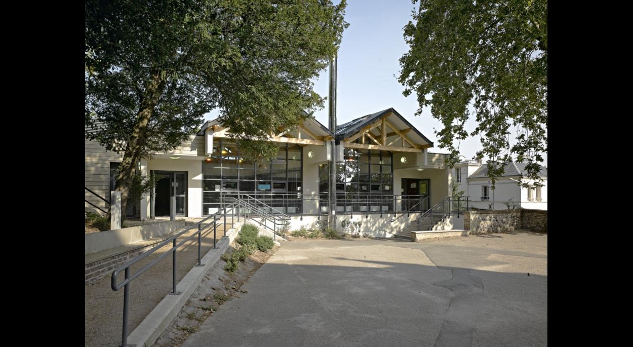 Restaurant scolaire - extérieur
