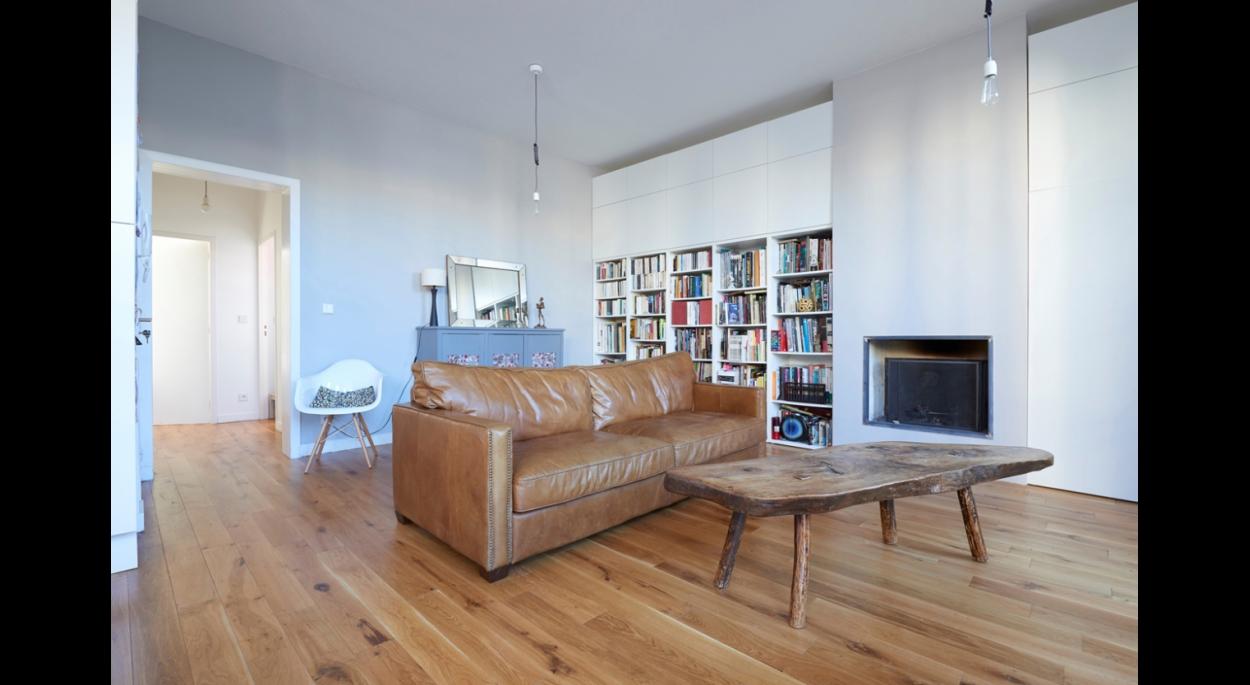 réhabilitation complète par architecte à Bordeaux