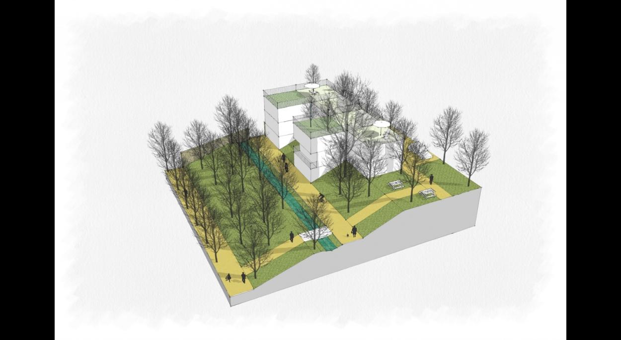 Commune de Dardilly - Etudes urbaines à conduire dans le cadre  de la révision du PLU communautaire - Civita - XXL Atelier