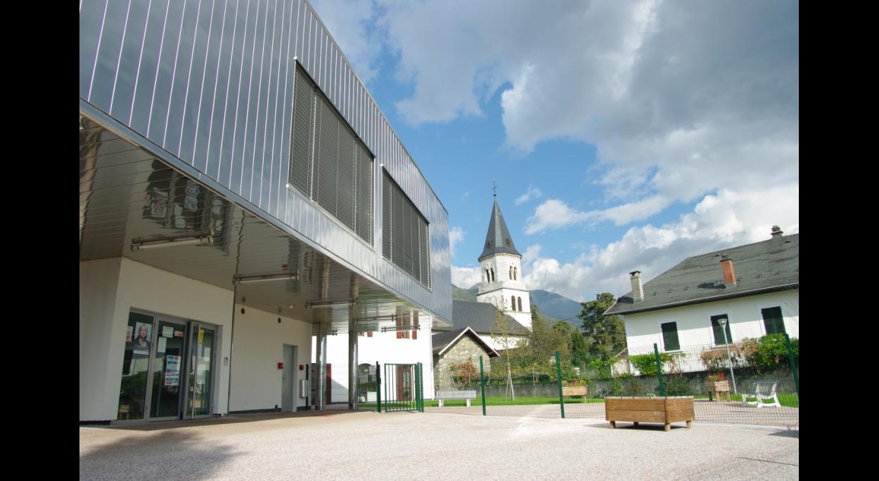 Ecole de Montailleur.