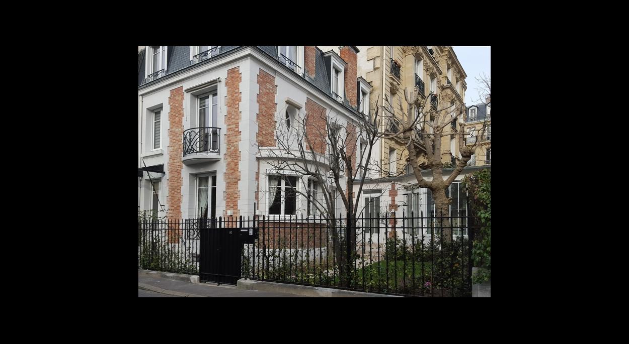 petit hotel particulier | sophie nicolas architecte | PARIS ...