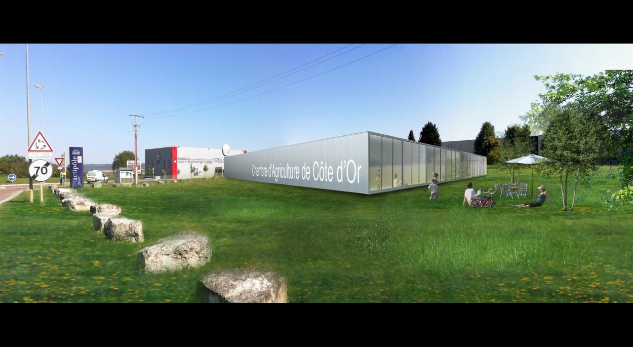 Surface Shob 460 m2 - 450 000 €HT