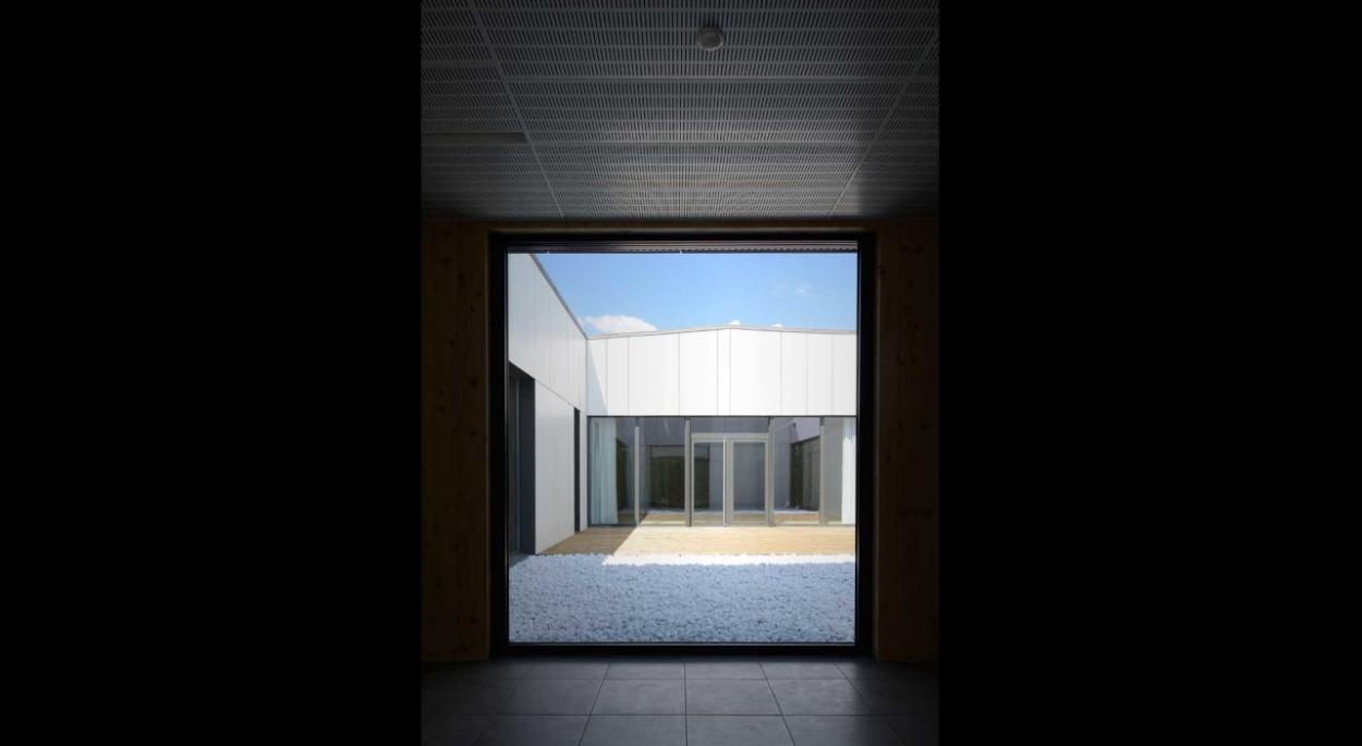 maître d'ouvrage : Communauté de Communes du Bassin de Joinville en Champagne - surface : 2 474 m2 - coût des travaux : 4 491 390 € HT