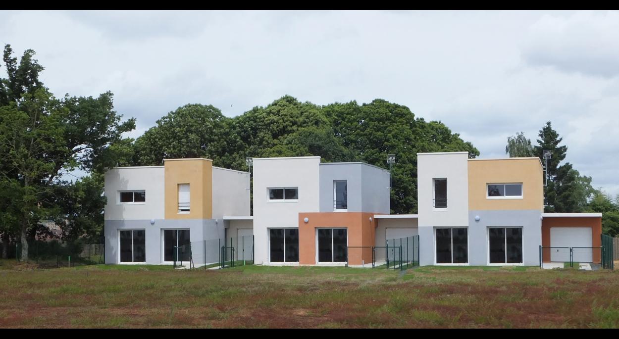 maisons pixel | lehoux architecte | le mans - sarthe | ordre des