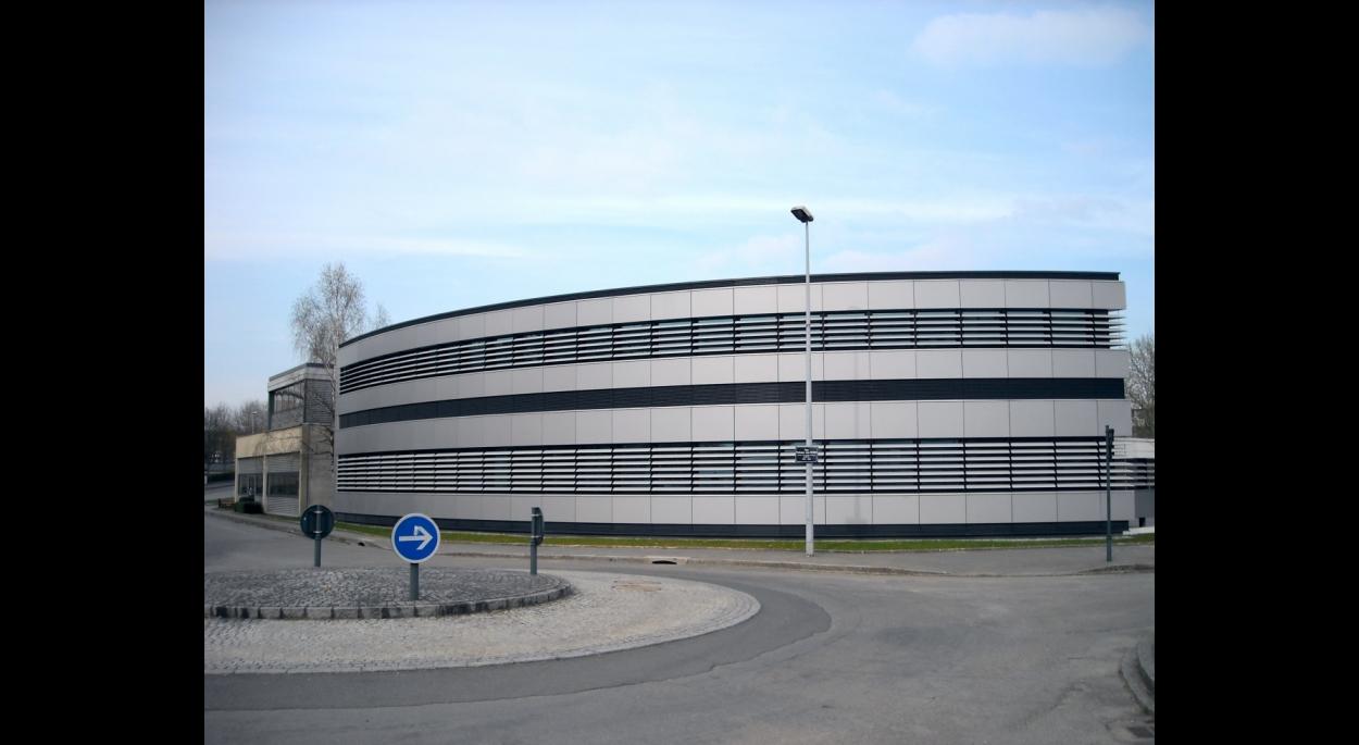 SIB extension façade ouest