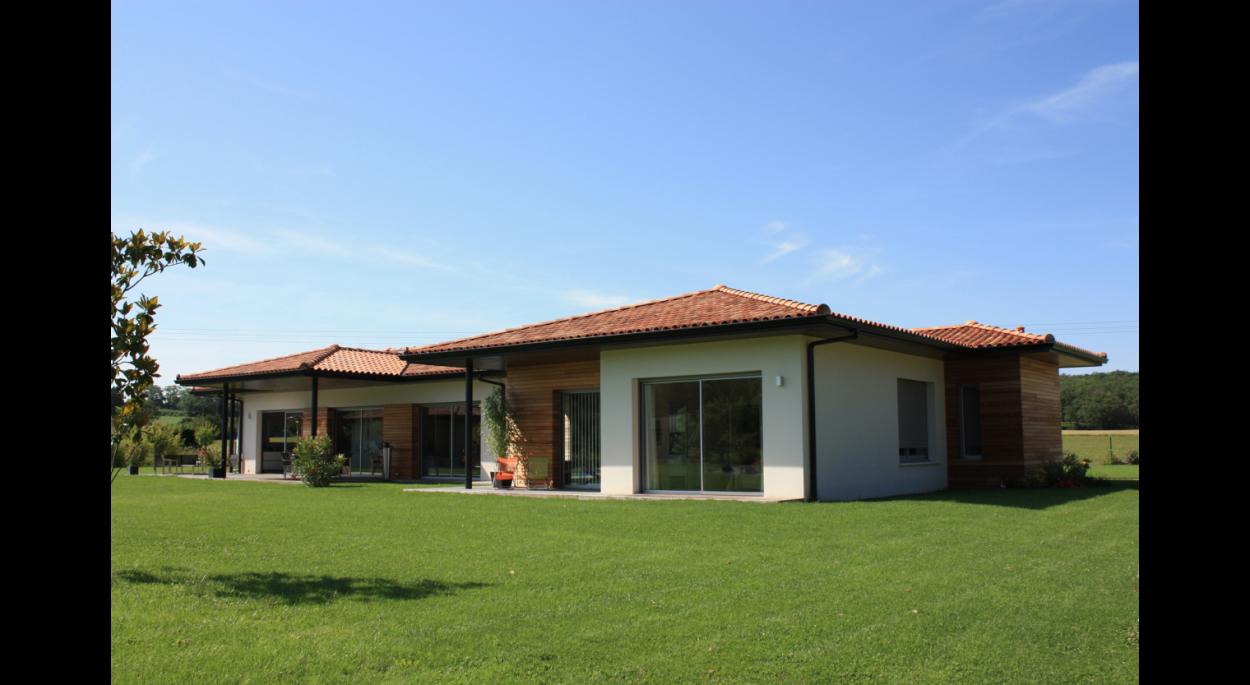 GASPAROTTO BONNET ARCHITECTES - VILLA A&C
