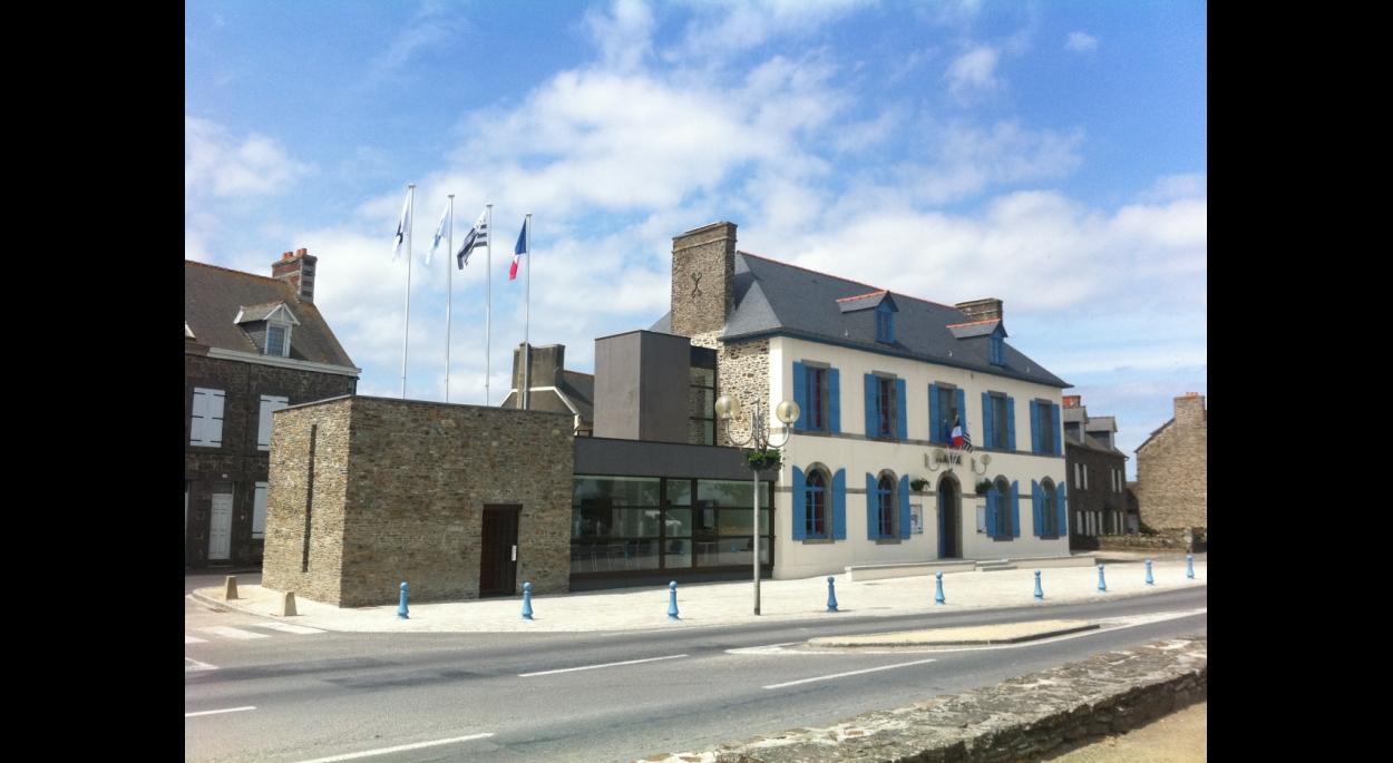 Mairie de Saint-Benoît-des-Ondes
