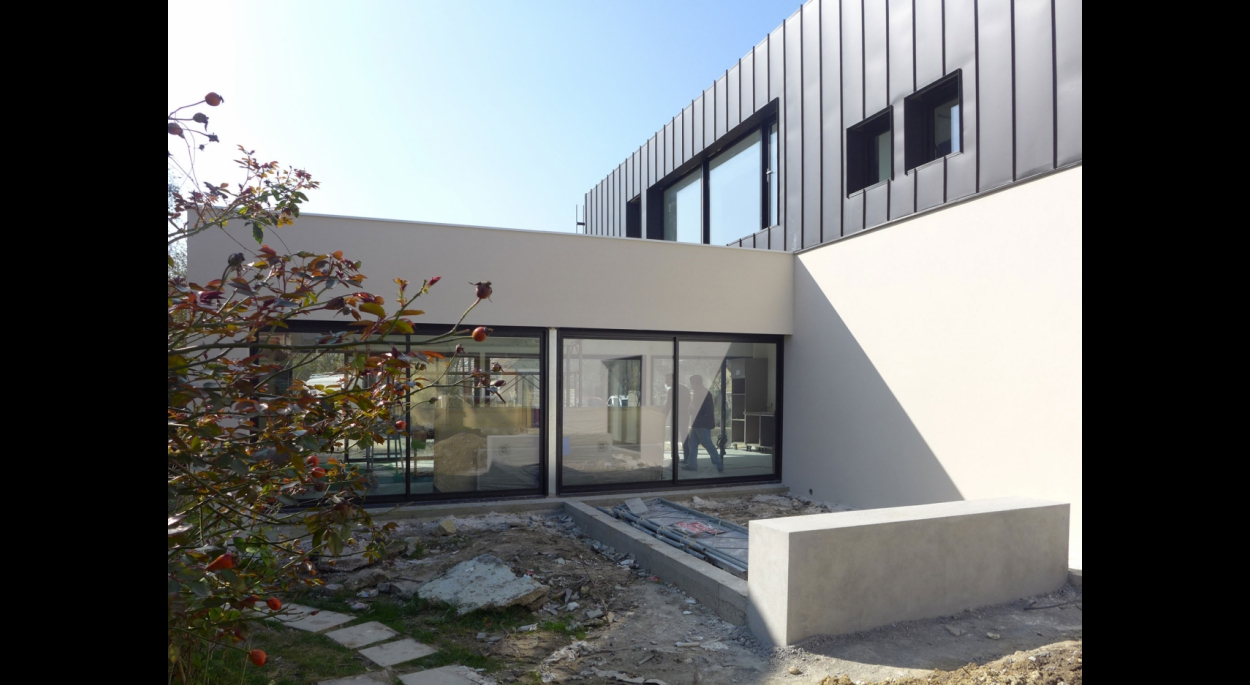 terrasse et transparence